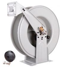 Profi Automatik Schlauchtrommel 15mtr Hochdruck Hochdruckreiniger Aufroller