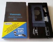 NEW Motorized VHS-C Cassette Adapter, Battery Operated**