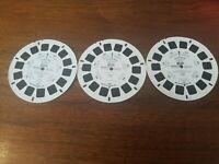 "Vintage Viewmaster Reels 1995 Toy Story 1 Complete ""Used"" Made In USA See Photos"
