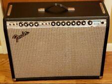 """Fender Vibrosonic Reverb 15"""" JBL Speaker Tube Amp Ship Wide Wide"""