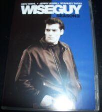 Wiseguy / Wise Guy Season 2 (Ken Wahl) (Australia Region 4) DVD – Like New