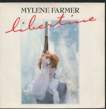 "Mylene Farmer Libertine 45T 7"" Inch 45 Tours 883 829-7"