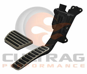 2010-2015 Chevrolet Camaro Genuine GM ZL1 Pedal Kit Automatic Transmission