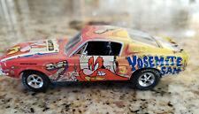 Ertl WB Looney Tunes Yosemite Sam 1967 Shelby Gt350 Mustang New In Tin Box 1/43
