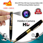 Mini DV DVR Hidden Spy HD Pen Video Camera Recorder 1280*960 Spy Camcorder Cam