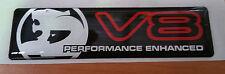 HSV VN VP Performance Enhanced Badge Decal Genuine NOS Clubsport GTS SS Senator