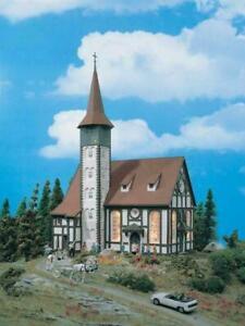 "Miniature VOLLMER Eglise ""HO 3768"""