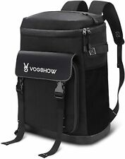 Vogshow 30L Large Cooler Backpack, Insulated Picnic Backpack Hamper Lunch Bag, M