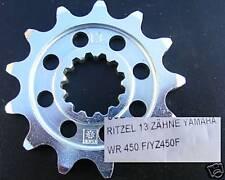 Piñón 13 Dientes Yamaha WR450, YZ450F, YFM 660 , JTF 565-13, SPROCKET