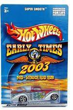 2001 Hot Wheels Early Times 2003 Mid-Winter Rod Run Super Smooth Silver