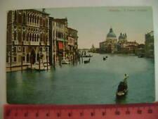 Cartolina Veneto - Venezia Il Canal Grande - VE 3703