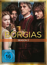 THE BORGIAS - Saison 2 NEUF #