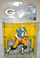 McFarlane Toys 2008 Series Brett Farve NFL Green Bay Packers Figurine