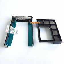 "HP 651314-001+661914-001 G8/Gen9 2.5"" SSD TO 3.5"" SATA Converter Hard Drive Tray"