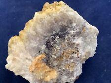 British Purple Fluorite Mineral Specimen Crystal. Derbyshire. 55g