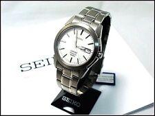Seiko Titanium Sapphire 100m Quartz Ladies Watch SXA111P1