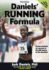 Daniels' Running Formula, Jack Daniels
