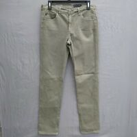 AG Adriano Goldschmied The Edie Mid Rise Skinny Straight Womens jeans size 31R