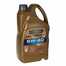 5 Liter Ravenol VollSynth Turbo VST 5W40 USVO 1111136-005-01-999