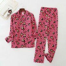 New Ladies Red Betty Boop Button Top & Trousers Pyjamas Pajamas ladpj270