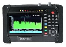 Tecatel M-t1 - medidor de campo Combo Dvb-s-s2-t-t2-c HD