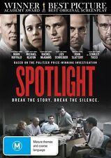 Spotlight DVD : NEW