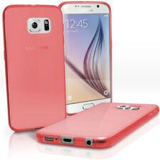 Fundas y carcasas transparentes Para Samsung Galaxy S6 de plástico para teléfonos móviles y PDAs