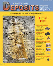 Rock and Fossil Magazine DEPOSITS Magazine - ISSUE 1