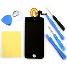 iPod Touch 6th Gen LCD Screen Replacement Digitizer Glass Assembly Black tools