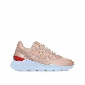 BOGNER Damen Low-Top-Sneaker Schuhe OSAKA 1B / Leder / Champagne