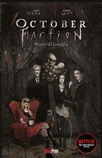 OCTOBER FACTION volumi 1-2-3-4 ed. Magic Press