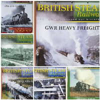 BRITISH STEAM RAILWAYS Magazine & DVD Steam Train Railway Locomotive # 1 - 96