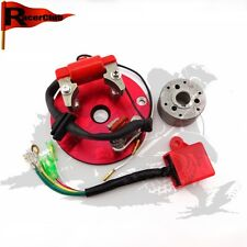 Red Racing Magnete statore CDI 110cc 125cc 140cc Engine Lifan Pit Dirt Bike