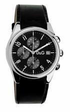 D&G Dolce & Gabbana 3719770097 Armbanduhr Herren, Edelstahl, Chronograph - Neu
