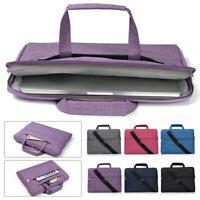 Messenger Shoulder Bag Laptop Sleeve Case For Macbook 11/12/13/15 Carry Bag