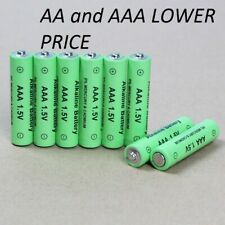 New Alkaline AA rechargeable battery 3000mah 1.5V and AAA Battery 2100mah 1.5V