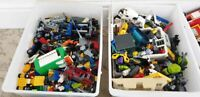 Genuine Lego Bundle 1kg Mixed Bricks Small, Med,Large Parts Pieces. Starter Set