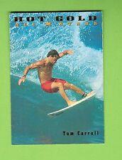 #D208.  1994 AUSTRALIAN SURFING CARD  AS2  TOM CARROLL