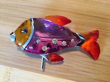 Swarovski Crystal Paradise Collection Tropical Fish Camaret Catawiki Box & C.O.A