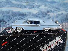 1/43 Western models  (England) 1959 FORD GALAXIE SKYLINER  white metal
