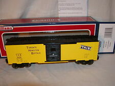 Williams by Bachmann 47071 Toronto Hamilton Buffalo 40' Box Car O 027 New