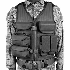 Blackhawk - Omega Elite Tactical Vest EOD Black