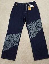 Akademiks Dark Wash Men's Jeans W42 x I35 RN.0100964 NWT.