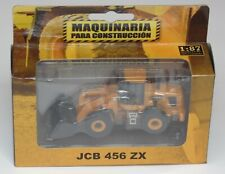 JCB 456 ZX LOADING SHOVEL BULDOZZER CONSTRUCTION MACHINERY 1:87 DIECAST COLOMBIA
