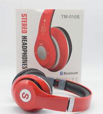 Auriculares rojo para teléfonos móviles y PDAs Universal