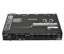 AudioControl Three.2, In-Dash Eq 3 Band Equalizer / Crossover w/ Aux Input