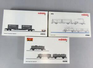 Z 77993 Sammlung Märklin Güterwagensets