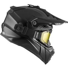 CKX Titan Solid Air Flow Snow Helmet