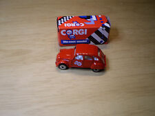 VINTAGE DIE-CAST CORGI TOYS CITROEN 2CV MINT IN BOX