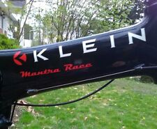 EXTRA Large 1999 KLEIN CARBON MANTRA Race Disc Hayes Chris King Mountain Bike